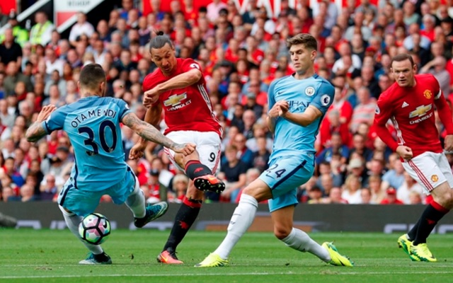 Private: Bookies tip Man United to beat Man City, but pundits disagree!