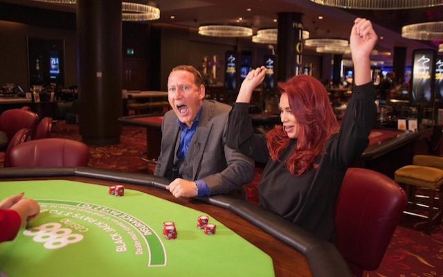 Four footballers who couldn't resist the lure of the casino