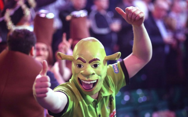 Five reasons PDC darts is the best thing about Christmas