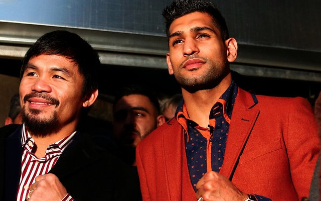 Private: Pacquiao-Khan is a go – probably