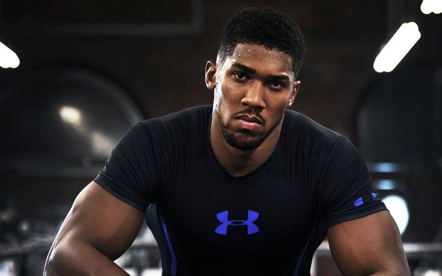 The struggle to own Anthony Joshua between Britain and Nigeria