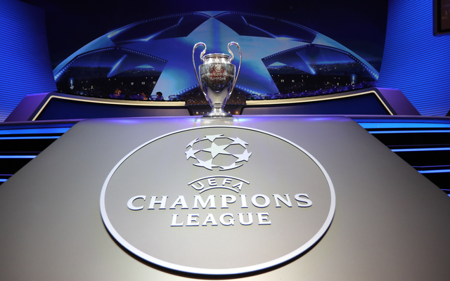 Five English teams in the last 16 of the Champions League