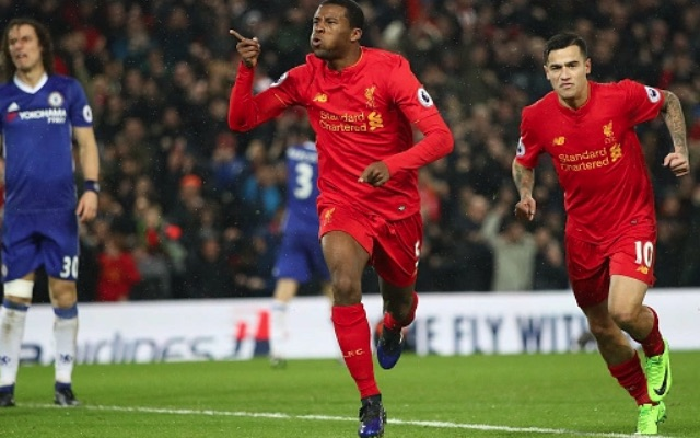"Recent history, jet lag and betting odds favour Liverpool against Chelsea at Anfield but Paul Merson says the Blues will win ""if both teams play to the best of their ability"""