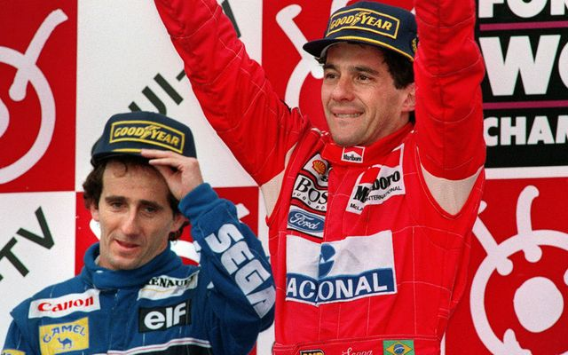 Private: Biggest team rivalries in Formula One: From Hamilton-Rosberg to Senna-Prost