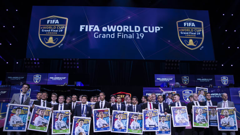 Esports fever continues as FIFA eWorld Cup gets underway in London