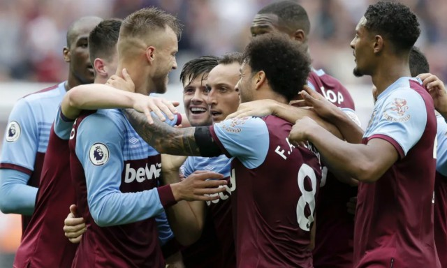 Private: West Ham on Manchester United Win
