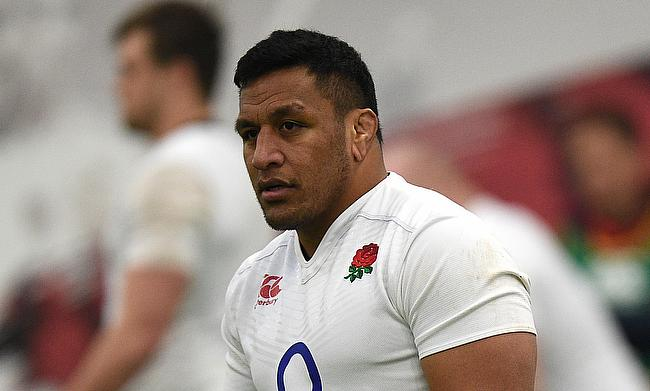 Rugby World Cup: Mako Vunipola in line for early return for England vs Argentina