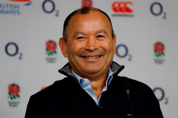 Private: Eddie Jones raids the Springboks for forwards coach