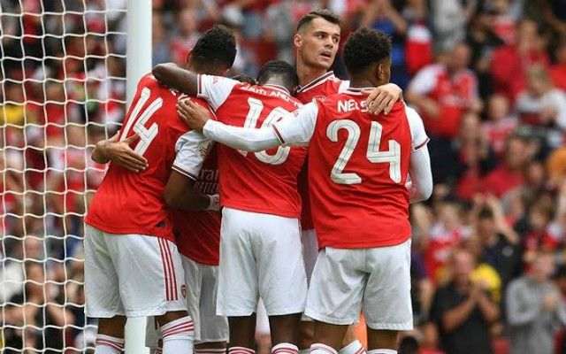 Arsenal name youngest XI in over eight years against Everton