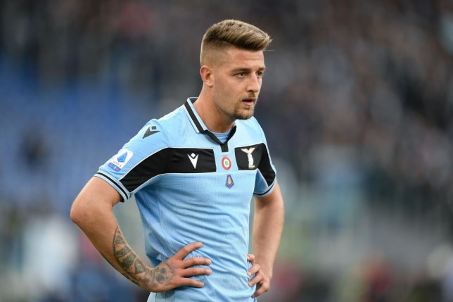 Sergej Milinkovic-Savic to leave Lazio for Juventus with potential Premier League return for Aaron Ramsey